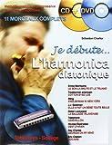 Je Débute l'Harmonica (+ 1 CD + 1 DVD)