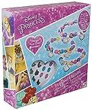 Disney-Princess Kit De Fabrication De Bracelets pour Fille | Activité Manuelle Fabrique Tes Propres Bijoux en Perles, Coffret Cadeau Enfant, Loisirs Créatifs, Jeu De Fabrication De Bracelets