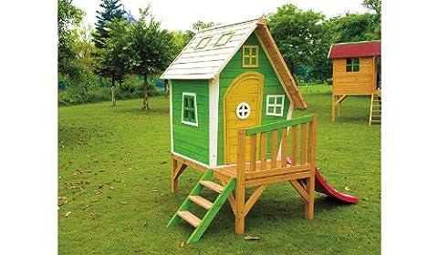 Spielhaus Holz Anni