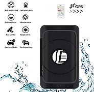 Starker Magnet GPS Tracker, Likorlove Wasserdicht 3 Monate Lang Standby Fahrzeug Tracking Echtzeit Monitoring System Locator