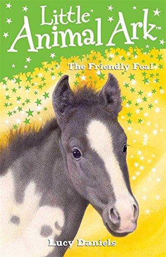 The friendly foal