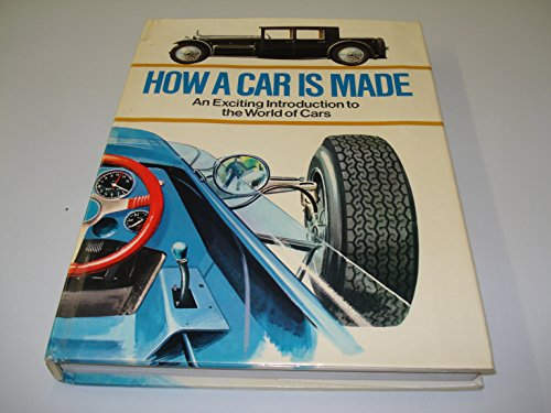 How A Car Is Made by various