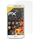 atFolix Schutzfolie für LG G2 mini Displayschutzfolie - 3 x FX-Antireflex blendfreie Folie