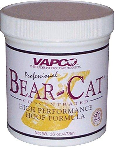 Bear Cat Equine Hoof Formula - 16Oz 1