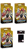 YuGiOh - Speed Duel Starter Destiny Masters - 3 Decks + Hüllen - Deutsch