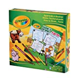 Crayola 10603 - Aprende A Dibujar Granja