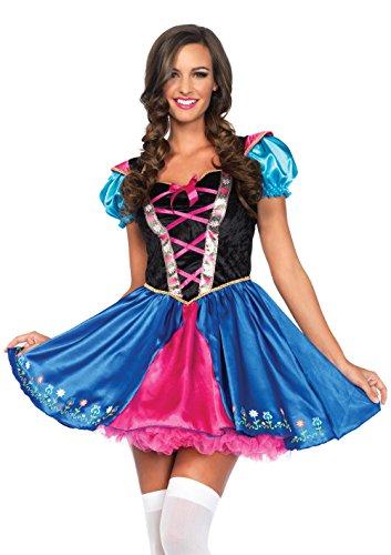 Leg Avenue 85460 - Alpine Princess Kostüm, Größe Small (EUR 36)