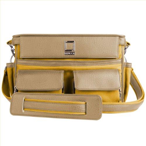 lencca-mustard-yellow-camera-messenger-bag-for-nikon-digital-compact-premium-compact-cameras