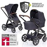 ABC Design Condor 4 (2019) - Çocuk Arabası - XXL Çocuk Arabası Seti 2in1 - Karton, Gezginci, Yağmur Kapağı, Böcek Kovucu, Tente - Sokak