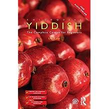 Colloquial Yiddish (English Edition)