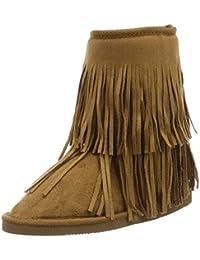 Canadians Damen Boots Schlupfstiefel