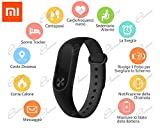 Xiaomi Mi Band 2 Smartwatch OLED Heart Rate Monitor Touchpad/Bluetooth/Android 4.4/iOS 7.0 Versions and Above