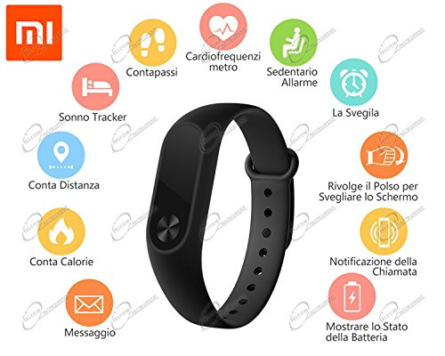 Xiaomi-Mi-Band-2-Activity-Tracker-Smart-Band-Bluetooth-40-OLED-Display-Nero