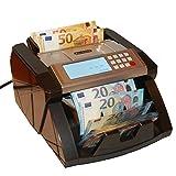 Máquina de contar dinero, contador de billetes, contador de valor,detector de billetes falsos