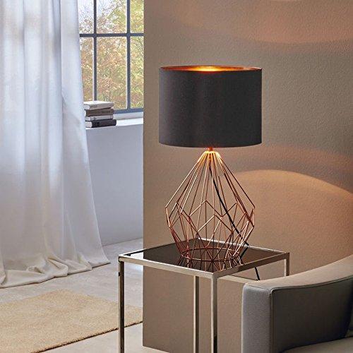 licht-trend-bosco-retro-tischleuchte-vintage-look-kupfer-schwarz-tischlampe