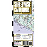 Streetwise California Map - Laminated State Road Map of California: Folding Pocket Size Travel Map (Streetwise (Streetwise Maps))