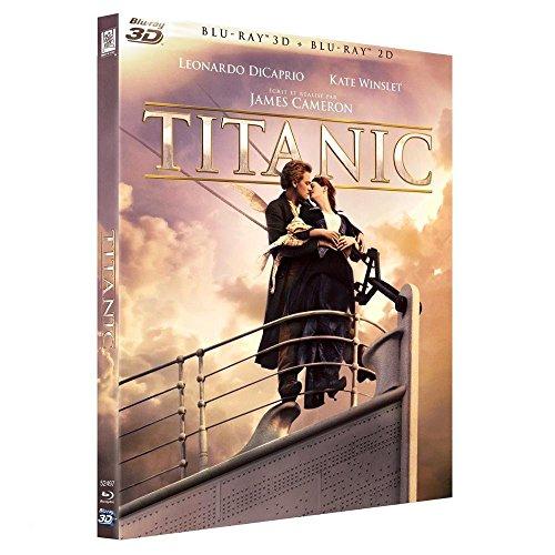 TITANIC 3D [BLU-RAY] [FR IMPO