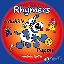 CHILDREN'S RHYMING ALPHABET BOOKS - The Rising Rhymers - Mubble Puppy