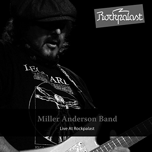 Live at Rockpalast 2010 Anderson Band