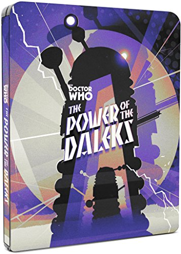 The Power of the Daleks [Blu-ray]