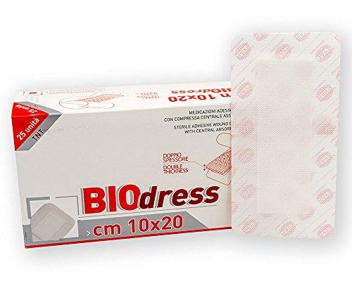 Apósitos esteriles adhesivos10cm x 20cm 250 unid. RA076