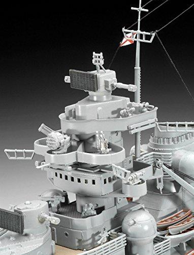 Revell 05040 – Battleship Bismarck - 8