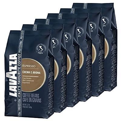 Lavazza Crema Aroma Coffee Beans (6kg) by Lavazza Coffee