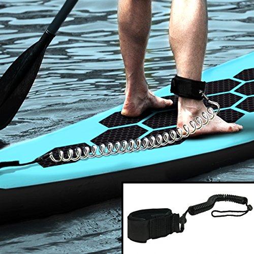 BRAST Fußschlaufe für SUP-Board Knöchel-Manschette Fusschlaufe Stand Up Paddling Paddle