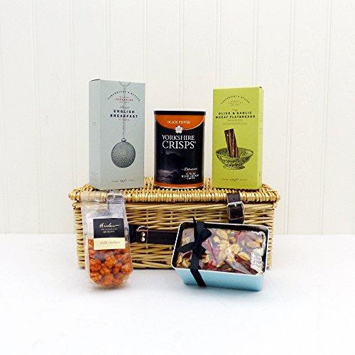 The Yorkshire Treats Wicker Gift Hamper