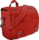 Bundeswehr Kampftasche Umhängetasche groß Farbe Rot
