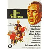 The Shoes of the Fisherman [1968] + extra's by Anthony Quinn