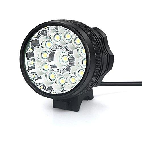 Tinte Combo (Fahrradlampe, Ourmall, 32000lm, 3-Modus-Fahrradlampe, T6LED, Bike-Scheinwerfer)