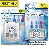 Febreze SET 3Volution Duftstecker + 2x Nachfüllflakon Aprilfrisch Raumduft
