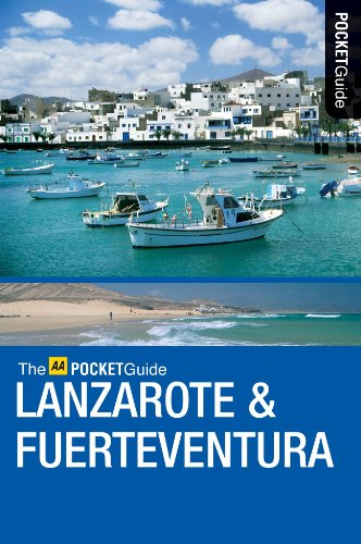 The AA Pocket Guide to Lanzarote & Fuerteventura