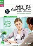 Gestion Administration 1e Bac Pro : Pôles 2 & 4