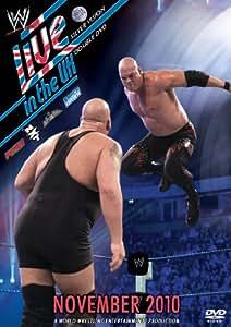 WWE - Live In The UK Nov 2010 [DVD]