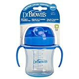 #5: Dr. Brown's Soft Spout Transition Cup Stage 1 6m+ 6oz (TC61001-INTL) Color May Vary