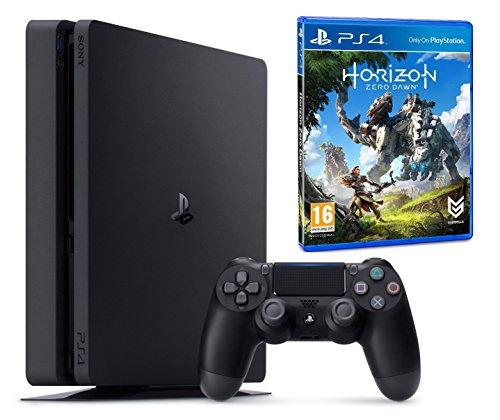 Pack PS4 + Horizon : Zero Dawn