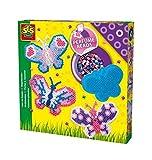SES 06107 - Bügelperlenset duftende Schmetterlinge