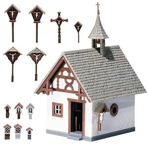 FALLER 130235  - Camino cruza la capilla importado de Alemania