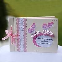 Personalisiertes Gästebuch Album