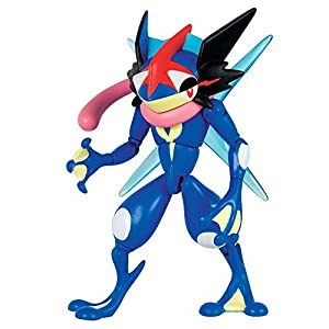 TOMY Pokémon–Figura de acción, Ash-Greninja 5
