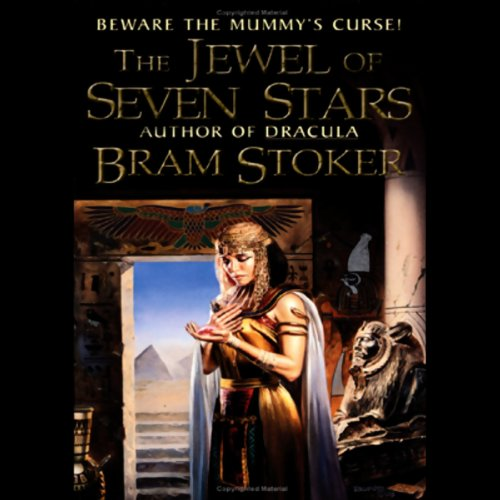 The Jewel of Seven Stars  Audiolibri