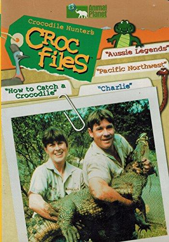 Preisvergleich Produktbild Croc Files: Charlie & How & Aussie & Pacific [DVD] [Import]