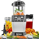 from Ninja Ninja 1200W Ultimate Chopper, Blender & Mini Food Processor with Auto-iQ NN100UK Model NN100UK