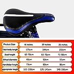 YEDENGPAO-14-Pieghevole-City-Bike-Biciclette-Bici-Pieghevole-con-Rimovibile-Grande-Moto-di-Cilindrata-City-Leggero-Biciclette-per-Ragazzi-E-Adulti