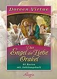 Das Engel der Liebe-Orakel: Kartendeck - Doreen Virtue