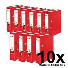 Original Falken DIN A4 10er Pack breit red