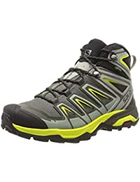 Salomon Ultra 3 Mid Gtx, Zapatos de High Rise Senderismo Hombre