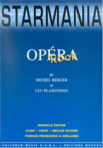 Starmania (opéra rock) piano, voix, guitare par Michel Berger
